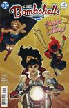 Cover for DC Comics: Bombshells (DC, 2015 series) #33