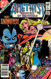 Cover for Amethyst, Princess of Gemworld (DC, 1983 series) #7 [Newsstand]