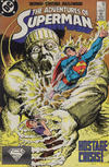 Cover for Adventures of Superman (DC, 1987 series) #443 [Direct Sales]
