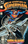 Cover for Adventures of Superman (DC, 1987 series) #447 [Direct]
