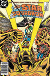 Cover Thumbnail for All-Star Squadron (1981 series) #46 [Newsstand]