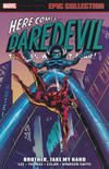 Cover for Daredevil Epic Collection (Marvel, 2014 series) #3 - Brother, Take My Hand