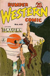 Cover for Bumper Western Comic (K. G. Murray, 1959 series) #43