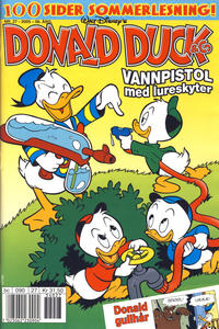 Cover Thumbnail for Donald Duck & Co (Hjemmet / Egmont, 1948 series) #27/2005