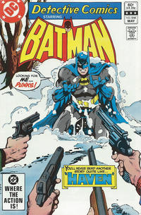 Cover Thumbnail for Detective Comics (DC, 1937 series) #514 [Direct Sales]