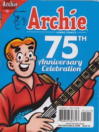 Cover Thumbnail for Archie Spotlight Digest: Archie 75th Anniversary Digest (Archie, 2016 series) #12