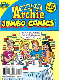 Cover Thumbnail for World of Archie Double Digest (Archie, 2010 series) #71