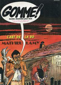 Cover Thumbnail for Gomme! (Glénat, 1981 series) #12