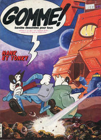Cover Thumbnail for Gomme! (Glénat, 1981 series) #13