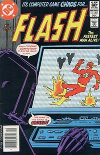Cover for The Flash (DC, 1959 series) #304 [Direct Sales]