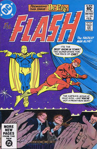 Cover Thumbnail for The Flash (DC, 1959 series) #306 [Direct]