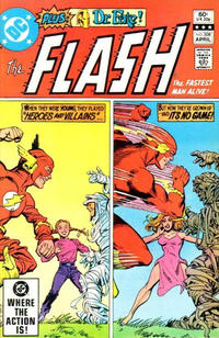 Cover Thumbnail for The Flash (DC, 1959 series) #308 [Direct Sales]