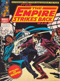 Cover Thumbnail for The Empire Strikes Back Weekly (Marvel UK, 1980 series) #132