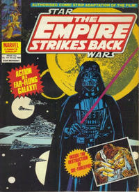 Cover Thumbnail for The Empire Strikes Back Weekly (Marvel UK, 1980 series) #131