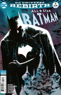 Cover Thumbnail for All Star Batman (DC, 2016 series) #11 [Sebastian Fiumara Cover]