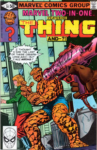 Cover Thumbnail for Marvel Two-in-One (Marvel, 1974 series) #70 [Direct]