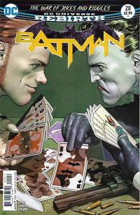 Cover Thumbnail for Batman (DC, 2016 series) #28