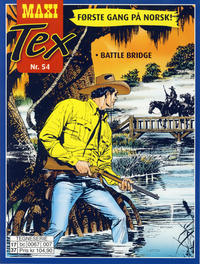Cover Thumbnail for Maxi Tex (Hjemmet / Egmont, 2008 series) #54