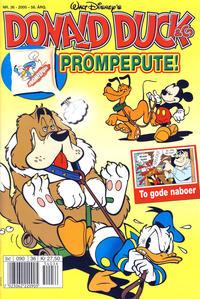 Cover Thumbnail for Donald Duck & Co (Hjemmet / Egmont, 1948 series) #36/2005