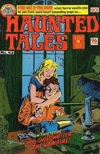 Cover Thumbnail for Haunted Tales (K. G. Murray, 1973 series) #42