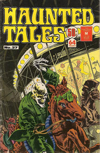 Cover Thumbnail for Haunted Tales (K. G. Murray, 1973 series) #27
