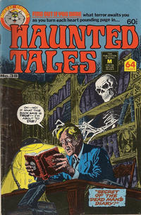 Cover Thumbnail for Haunted Tales (K. G. Murray, 1973 series) #38
