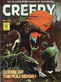Cover Thumbnail for Creepy (K. G. Murray, 1974 series) #29