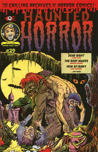 Cover Thumbnail for Haunted Horror (IDW, 2012 series) #29
