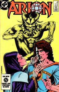Cover Thumbnail for Arion, Lord of Atlantis (DC, 1982 series) #26 [Direct]