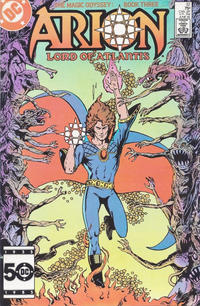 Cover Thumbnail for Arion, Lord of Atlantis (DC, 1982 series) #32 [Direct]