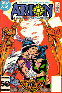 Cover Thumbnail for Arion, Lord of Atlantis (DC, 1982 series) #31 [Direct]