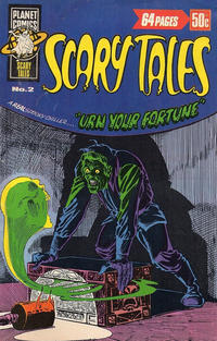 Cover Thumbnail for Scary Tales (K. G. Murray, 1977 series) #2