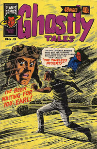 Cover Thumbnail for Ghostly Tales (K. G. Murray, 1977 series) #3