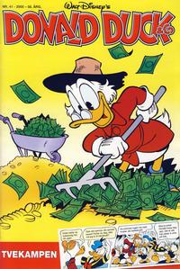 Cover Thumbnail for Donald Duck & Co (Hjemmet / Egmont, 1948 series) #41/2005