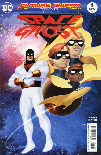 Cover for Future Quest Presents (DC, 2017 series) #1 [Steve Rude Cover]