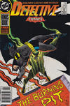 Cover Thumbnail for Detective Comics (1937 series) #589 [Newsstand]