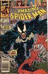 Cover Thumbnail for The Amazing Spider-Man (1963 series) #332 [Newsstand Edition]