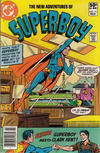 Cover for The New Adventures of Superboy (DC, 1980 series) #15 [Newsstand]