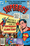 Cover for The New Adventures of Superboy (DC, 1980 series) #12 [Newsstand]