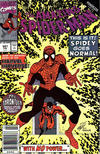 Cover Thumbnail for The Amazing Spider-Man (1963 series) #341 [Australian Newsstand Edition]