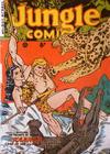 Cover for Jungle Comics (H. John Edwards, 1950 ? series) #16