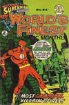 Cover for Superman Presents World's Finest Comic Monthly (K. G. Murray, 1965 series) #54