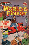 Cover for Superman Presents World's Finest Comic Monthly (K. G. Murray, 1965 series) #33