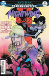Cover for Nightwing (DC, 2016 series) #27