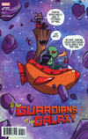 Cover Thumbnail for All-New Guardians of the Galaxy (2017 series) #1 [Skottie Young Marvel Babies Variant]