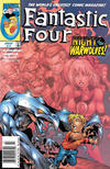 Cover for Fantastic Four (Marvel, 1998 series) #7 [Newsstand]