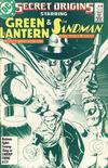 Cover for Secret Origins (DC, 1986 series) #7 [Direct]