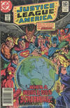 Cover for Justice League of America (DC, 1960 series) #210 [Canadian]