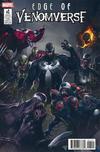 Cover Thumbnail for Edge of Venomverse (2017 series) #1 [Variant Edition - Francesco Mattina Teaser Cover]