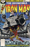 Cover for Iron Man (Marvel, 1968 series) #116 [Whitman]